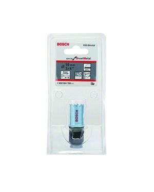 """ถ้วยเจาะ 19mm 3/4"""" #780 Bosch"""