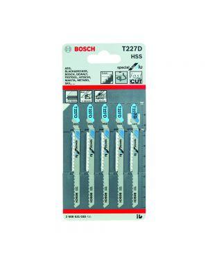 ใบจิ๊กซอว์ 5Pcs T227D Bosch